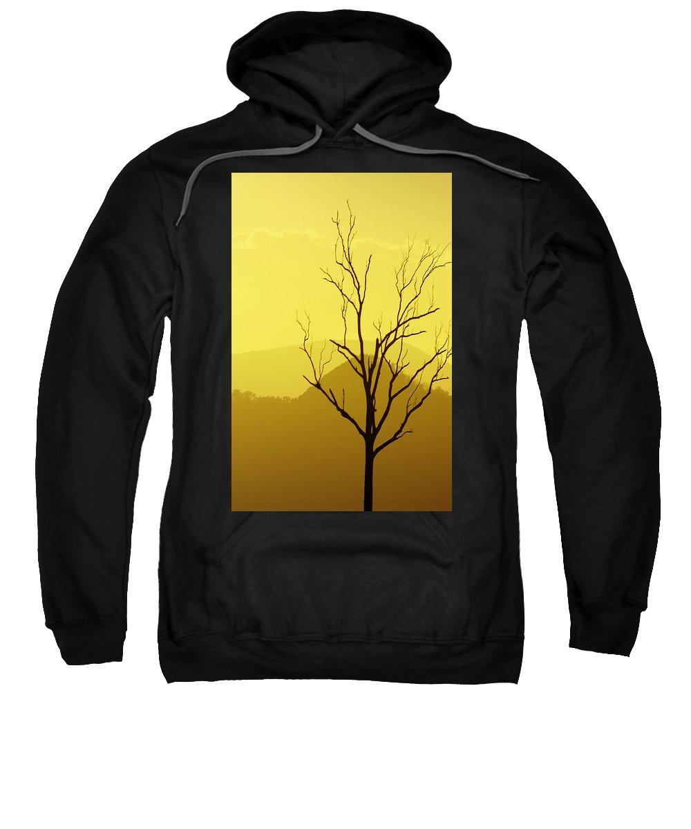 Landscape Sweatshirt featuring the photograph Solitude by Holly Kempe