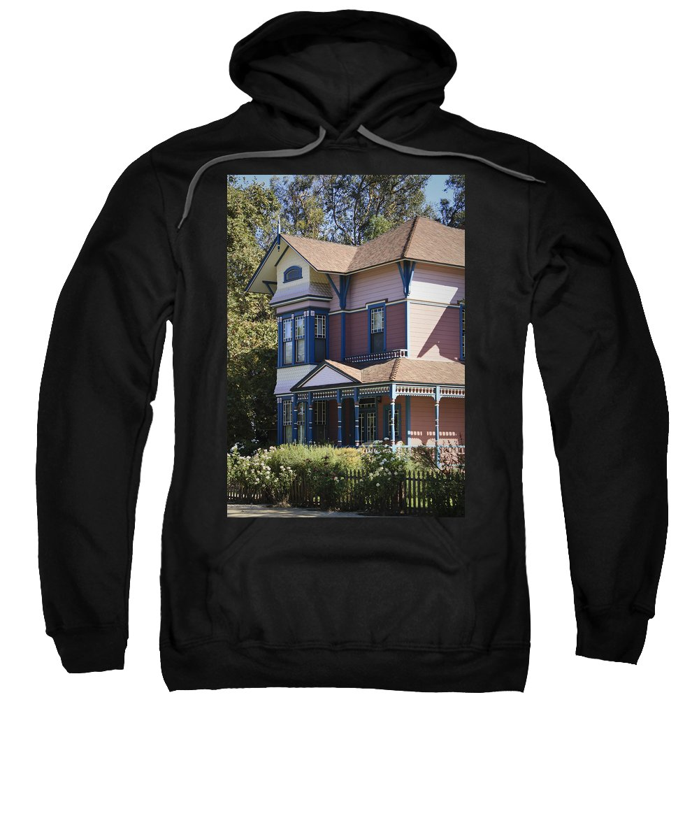 California Sweatshirt featuring the photograph Southern California Painted Lady by Teresa Mucha