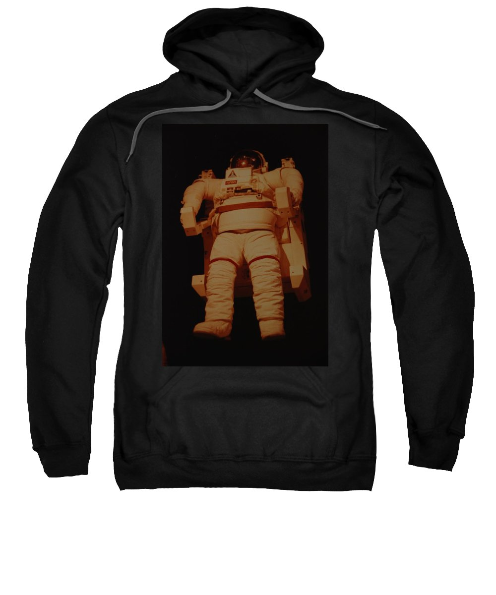 Nasa Sweatshirt featuring the photograph Space Suit by Rob Hans
