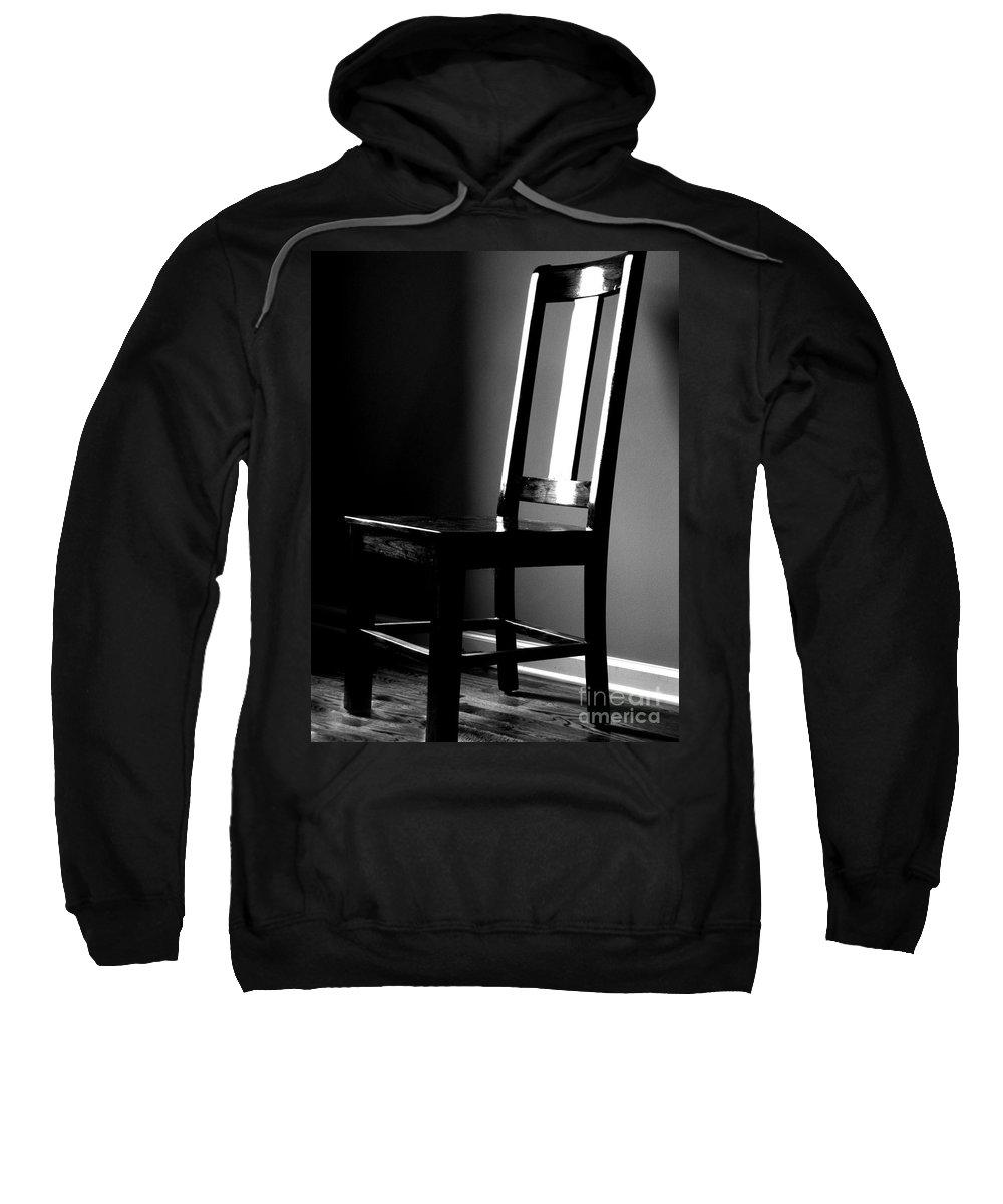Stillness Sweatshirt featuring the photograph Still by Amanda Barcon