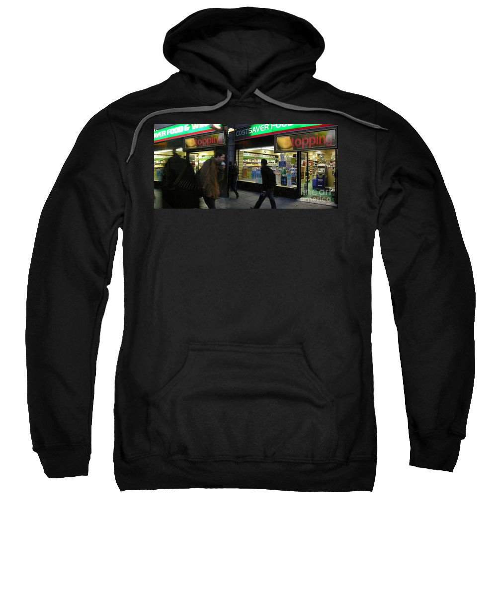 London Sweatshirt featuring the photograph Stopping by Ze DaLuz