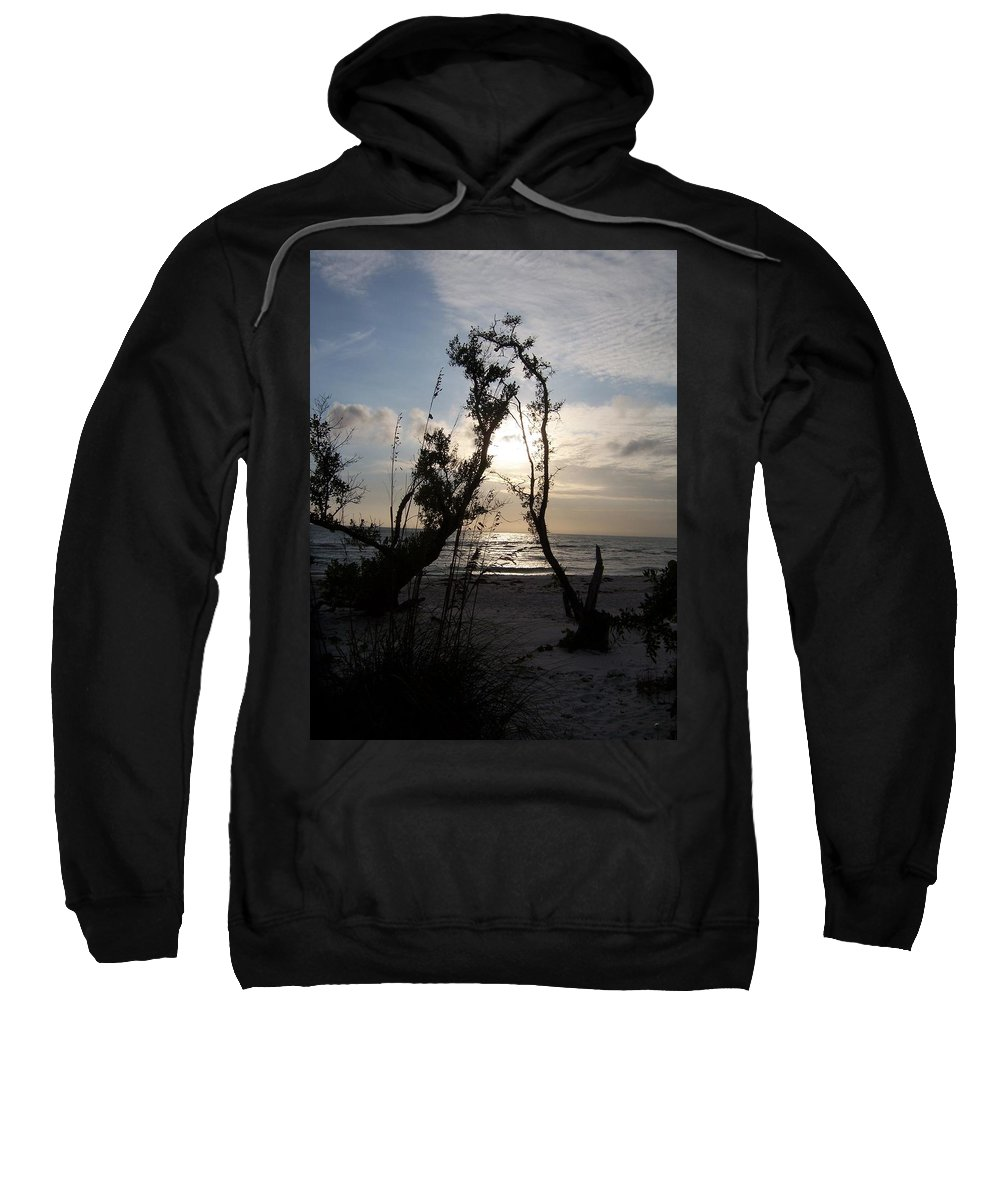 Sunset Sweatshirt featuring the photograph Sunset 0027 by Laurie Paci