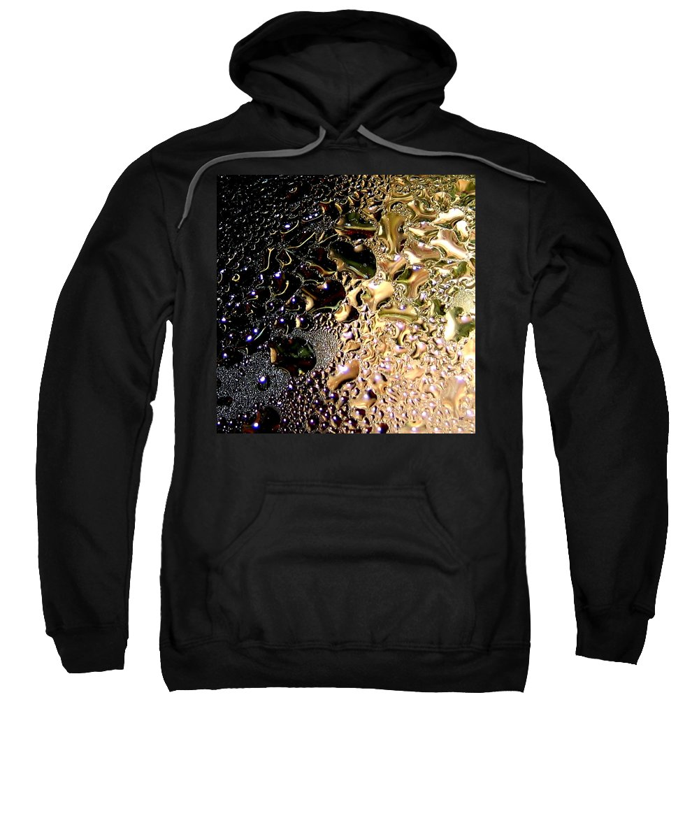 Abstract Sweatshirt featuring the digital art Synthesis by Will Borden