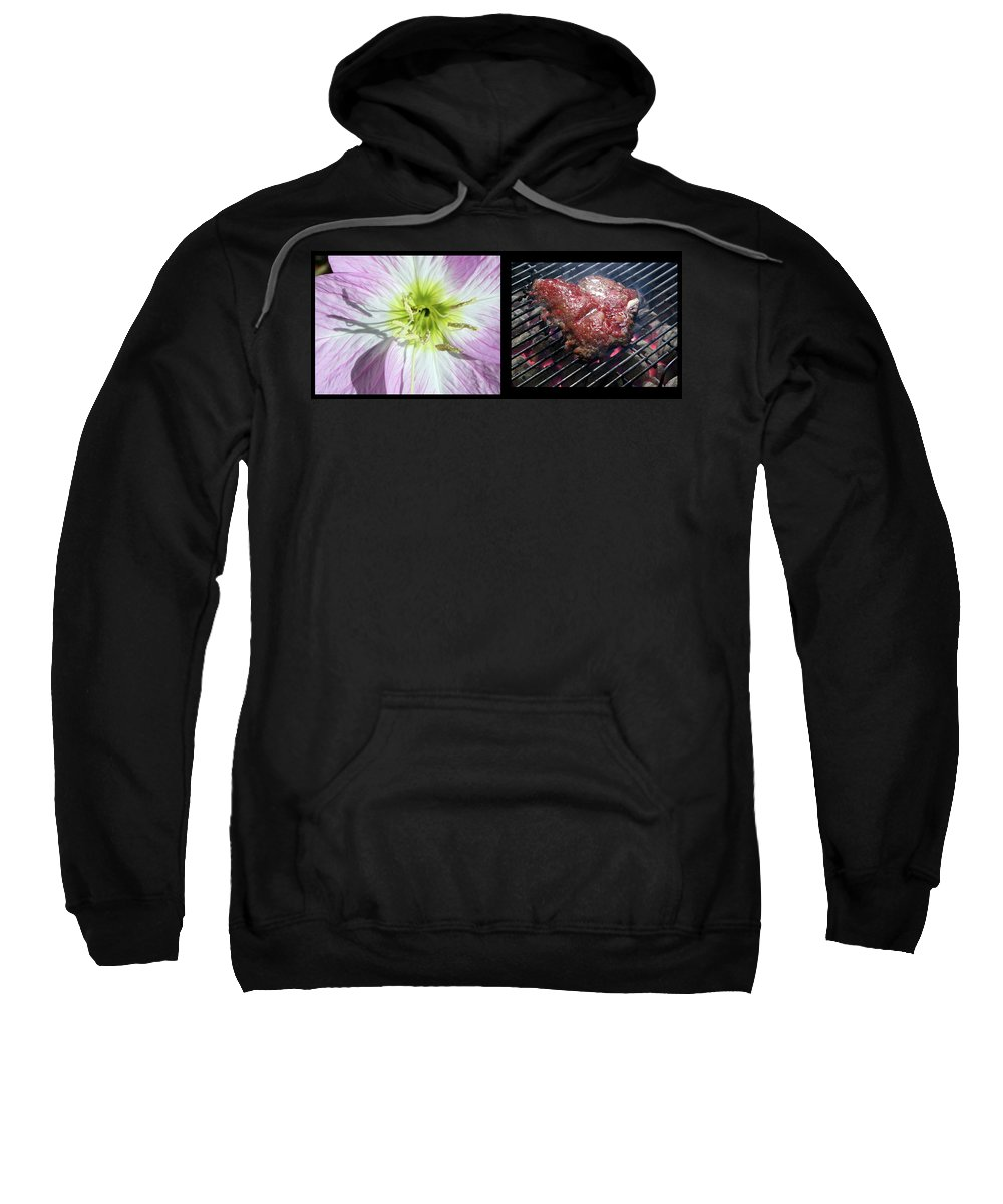 Temptation Sweatshirt featuring the photograph Temptation 1 by James W Johnson