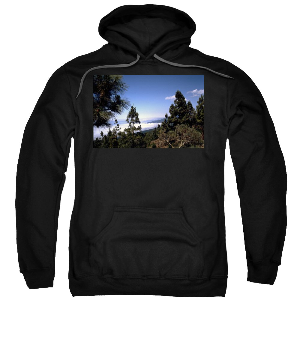 Tenerife Sweatshirt featuring the photograph Tenerife by Flavia Westerwelle