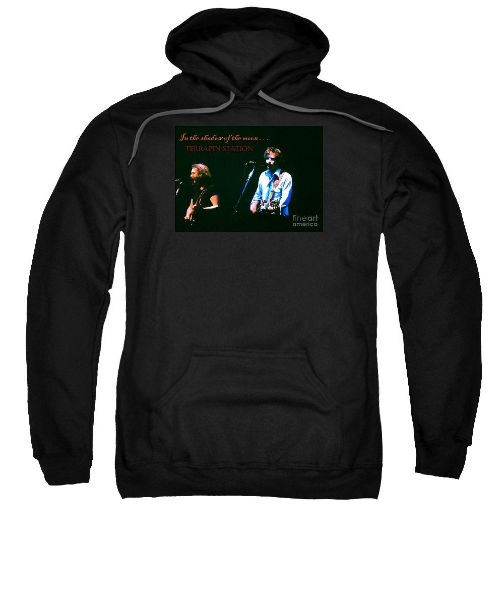 Grateful Dead Sweatshirt featuring the photograph Terrapin Station - Grateful Dead by Susan Carella