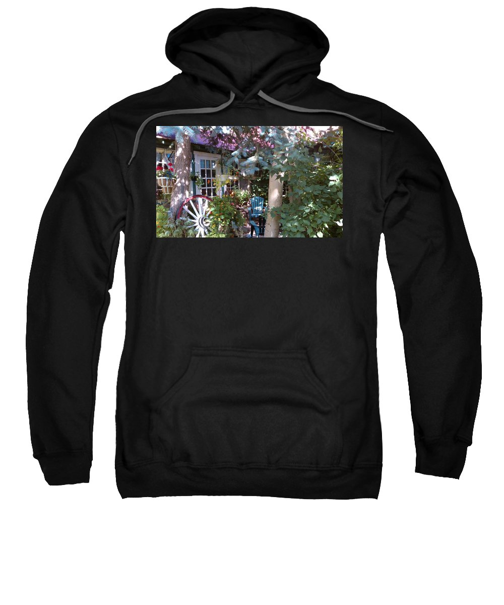 Architecture Sweatshirt featuring the photograph The Fawn Brook Inn by Dennis Boyd