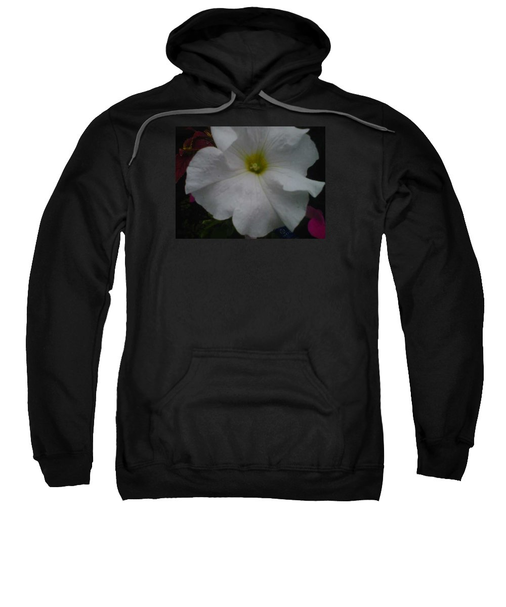 Flower Sweatshirt featuring the photograph The Flower Collection by Sylvester Wofford