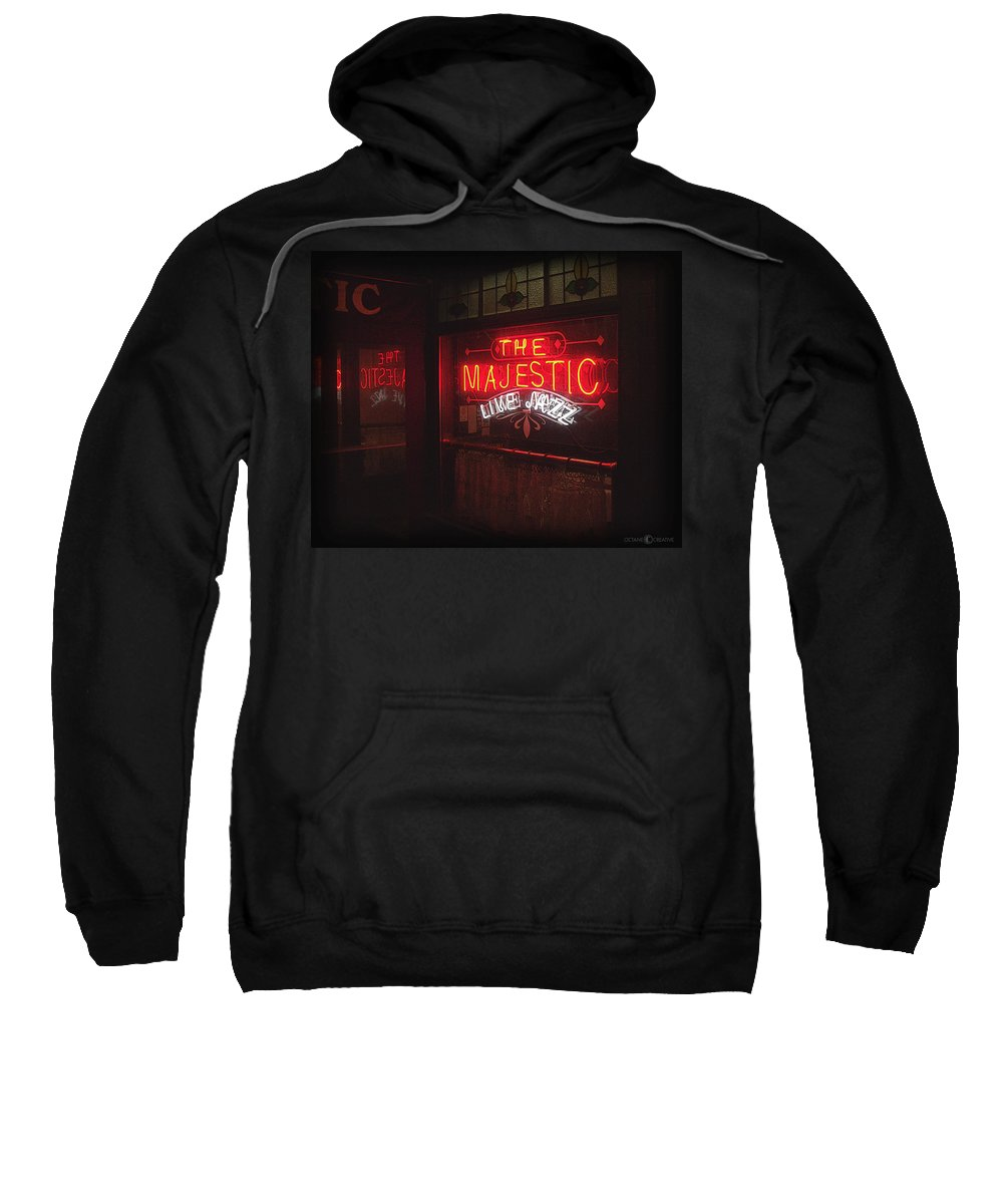 Majestic Sweatshirt featuring the photograph The Majestic by Tim Nyberg