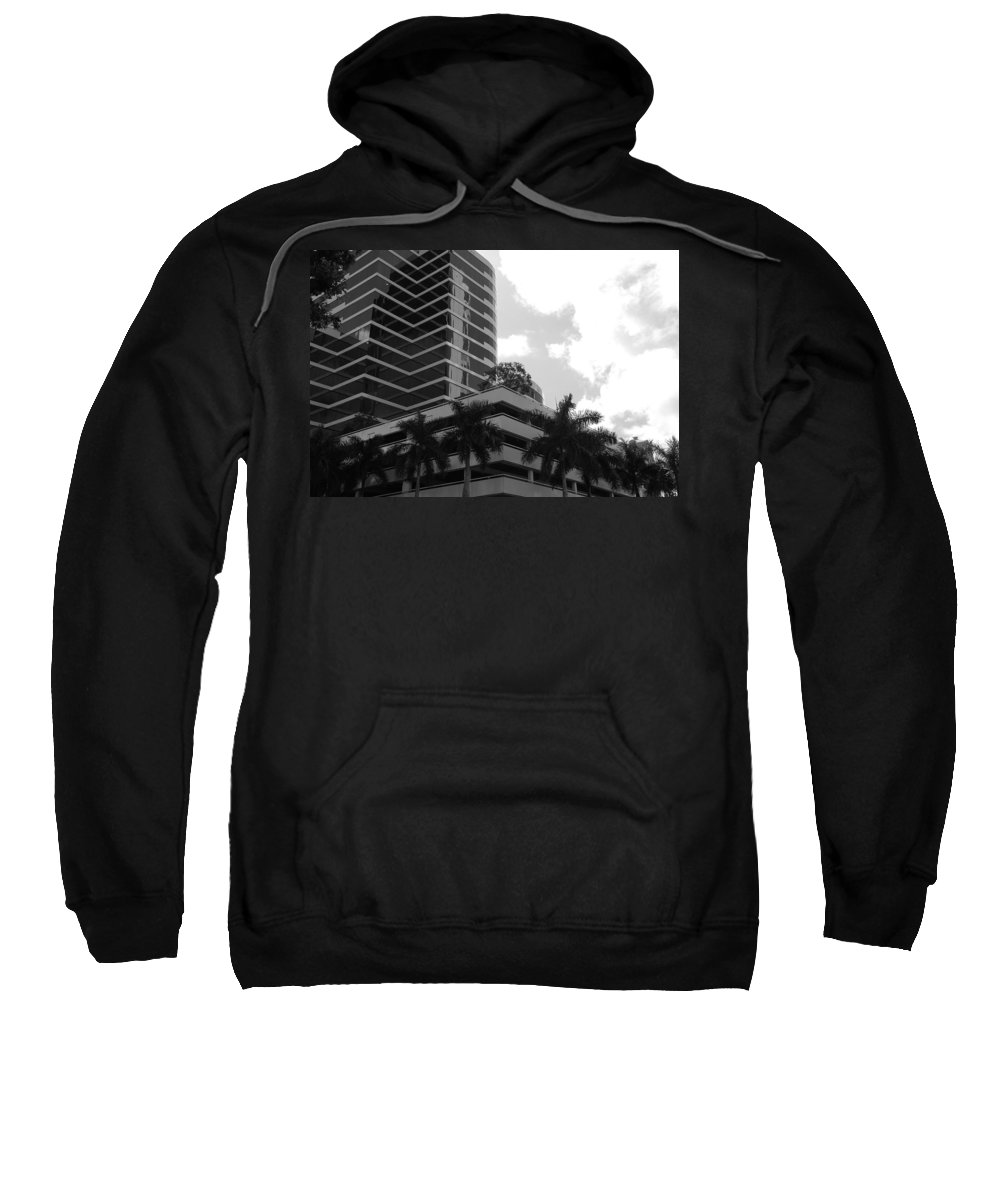 Architecture Sweatshirt featuring the photograph The Place To Be by Rob Hans
