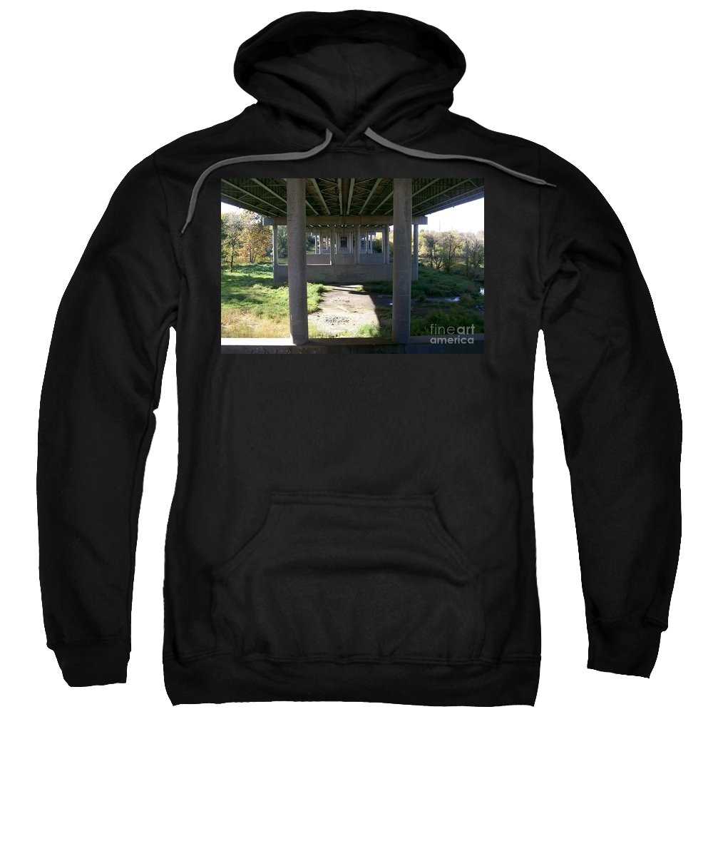 Landscape Sweatshirt featuring the photograph The Portal by Stephen King