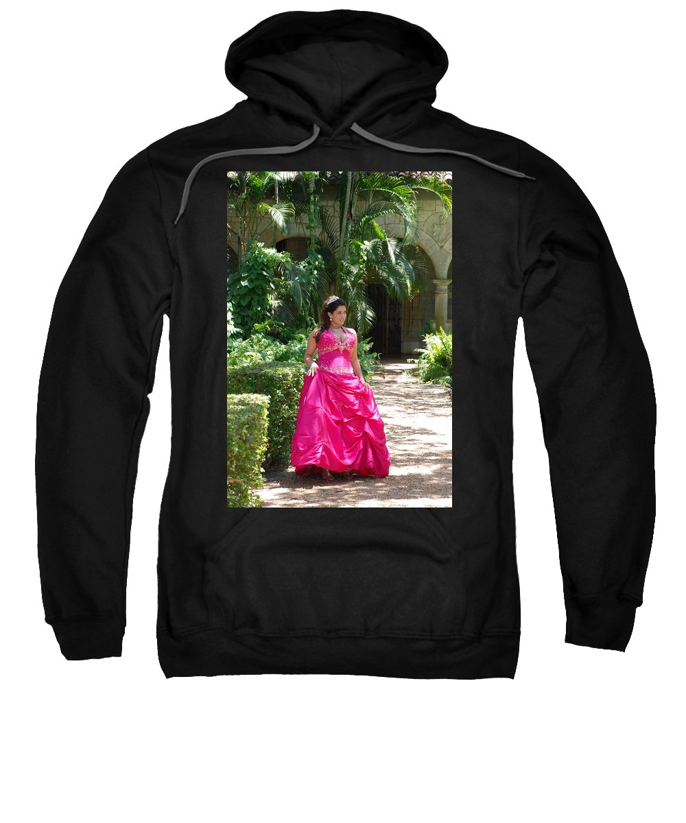 Girl Sweatshirt featuring the photograph The Princess by Rob Hans