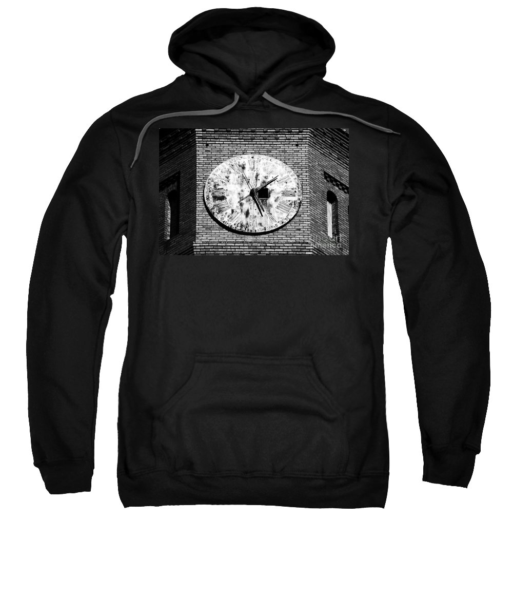 Time Sweatshirt featuring the photograph Time by David Lee Thompson