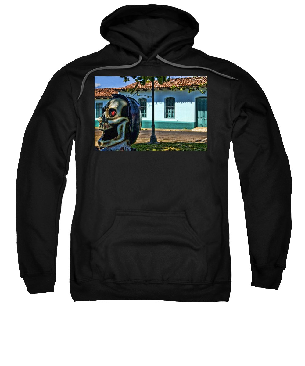 House Sweatshirt featuring the photograph Traditions by Johnny Aguirre