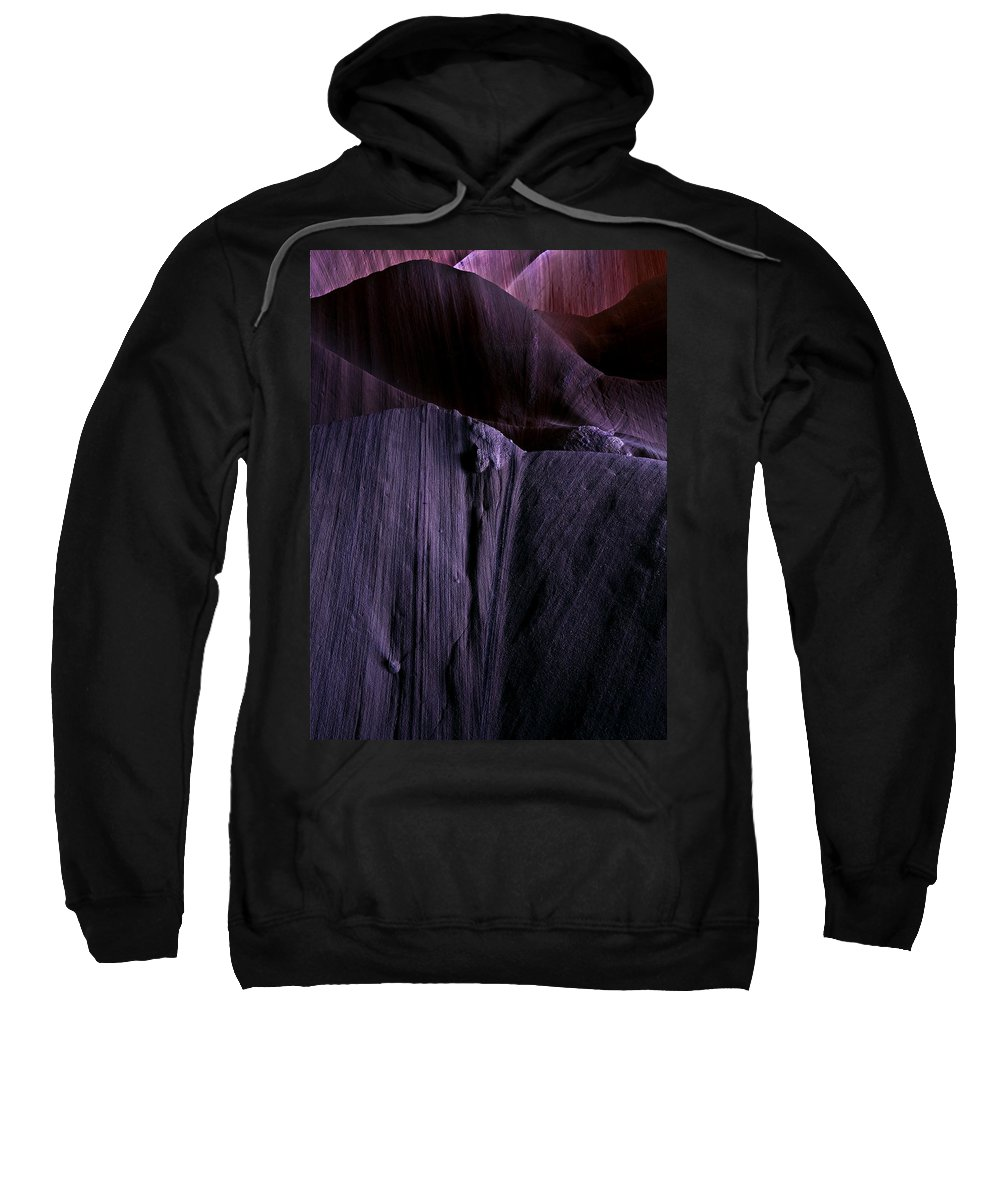 Sandstone Sweatshirt featuring the photograph Transitions by Mike Dawson