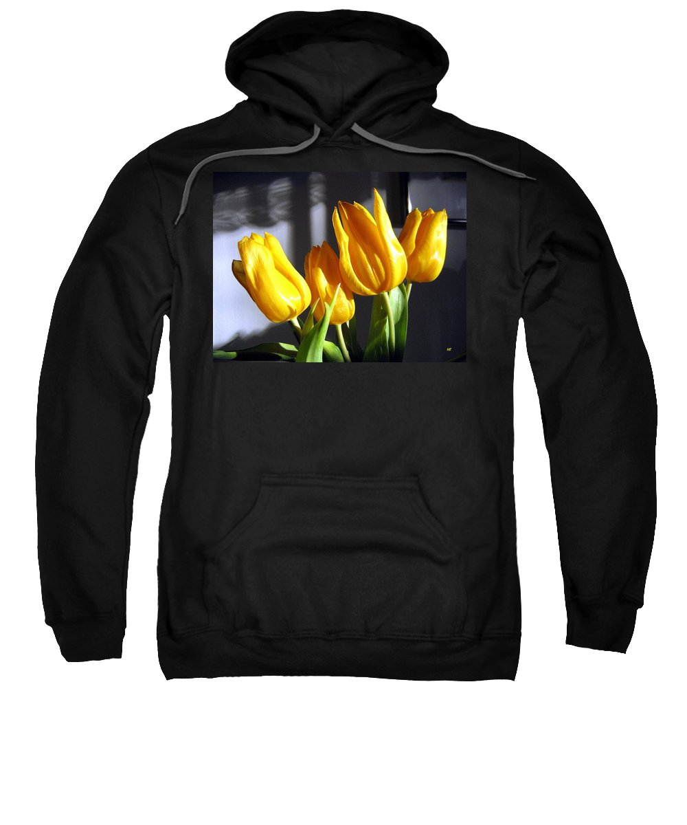 Tulips Sweatshirt featuring the photograph Tulipfest 2 by Will Borden