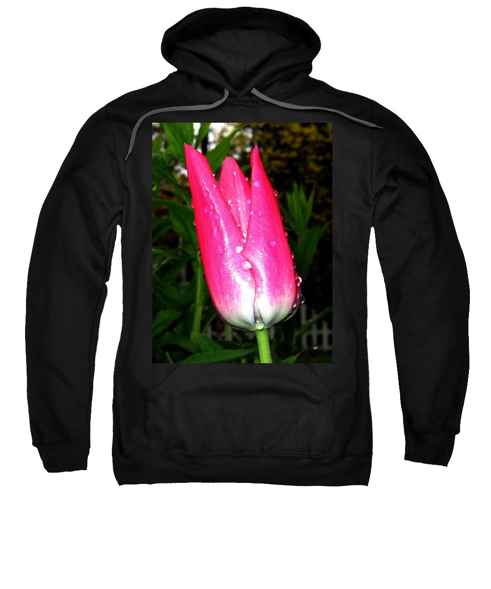 Tulips Sweatshirt featuring the photograph Tulipfest 6 by Will Borden