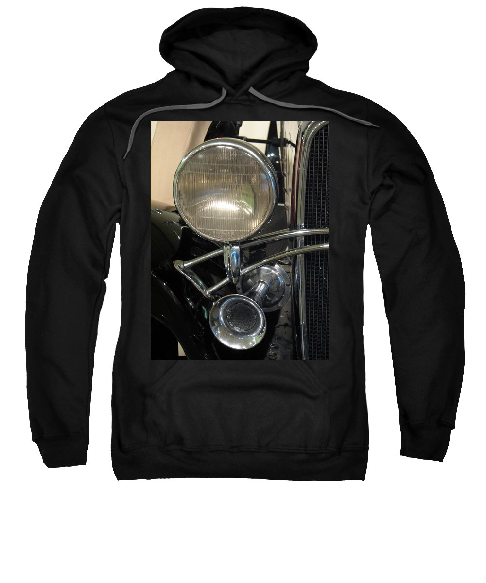Chevy Sweatshirt featuring the photograph Twilite by Kelly Mezzapelle
