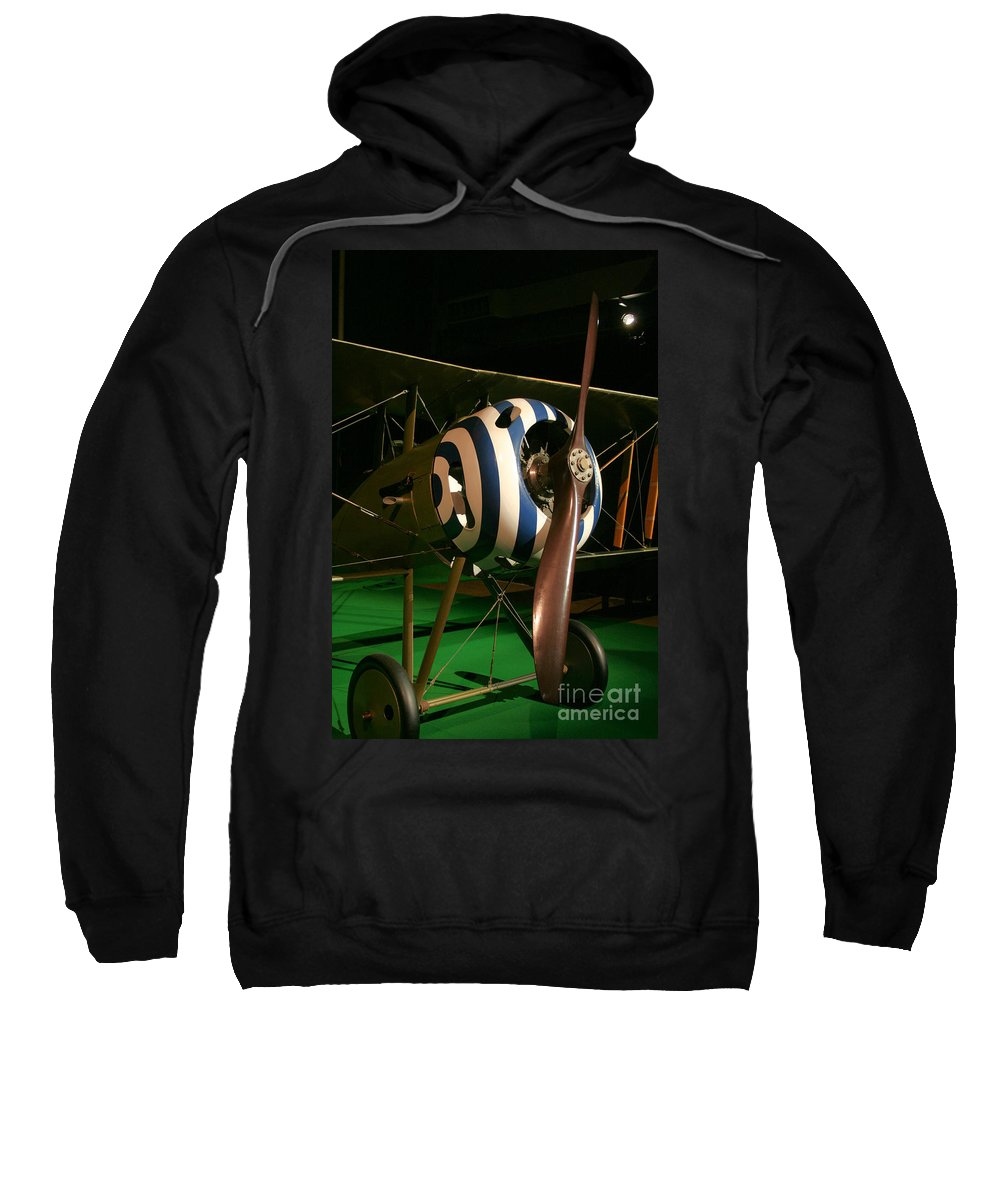 Usaf Museum Sweatshirt featuring the photograph Usaf Museum Wwi by Tommy Anderson
