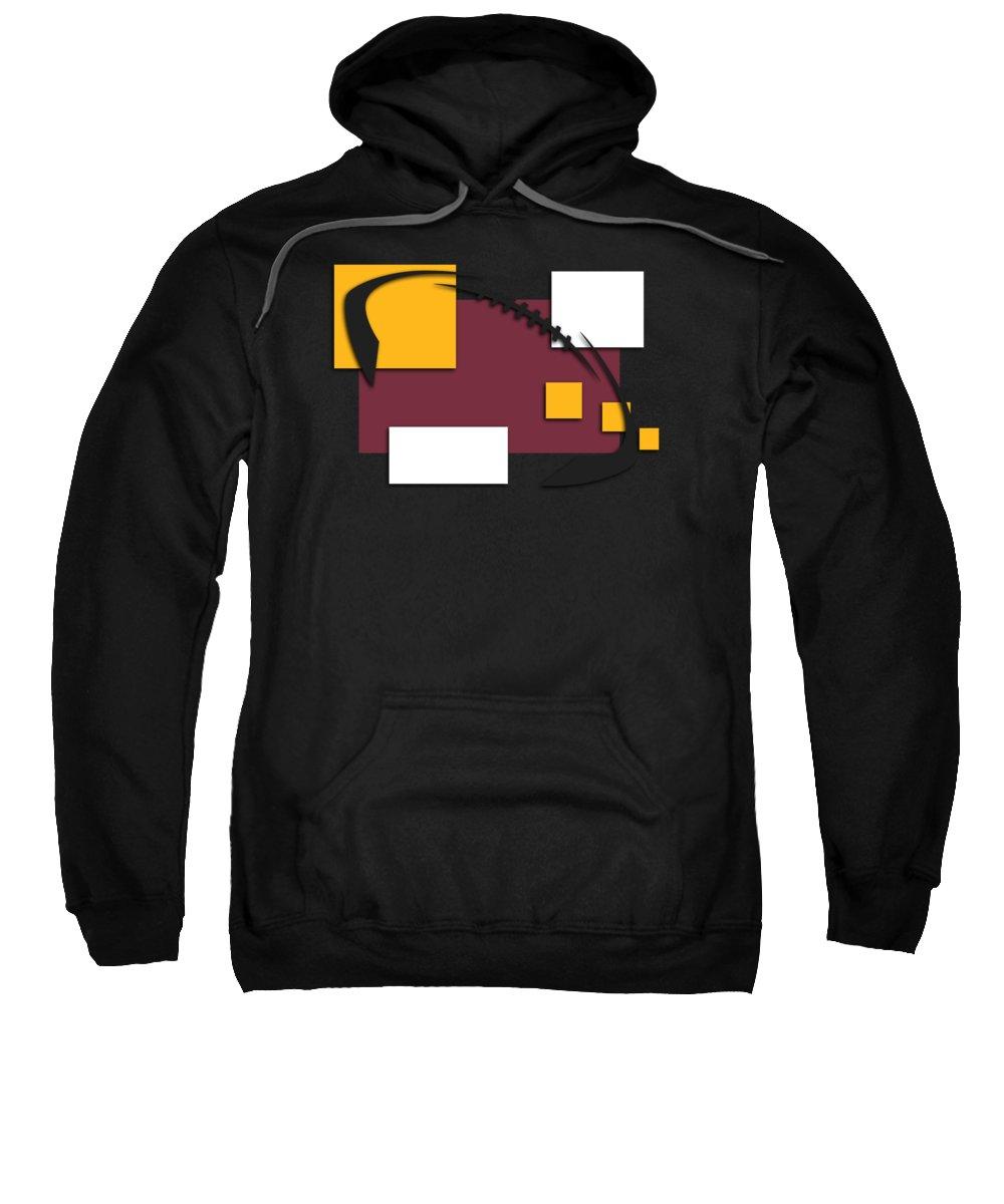 052618f1 Washington Redskins Abstract Shirt Sweatshirt
