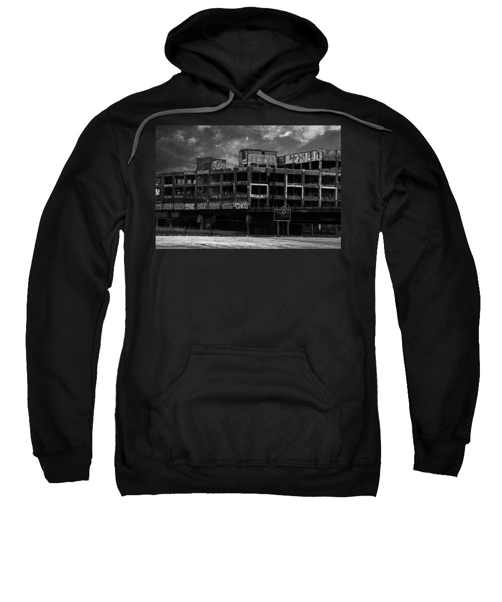 Missouri Sweatshirt featuring the photograph Welcome To Missouri by Anthony Jones