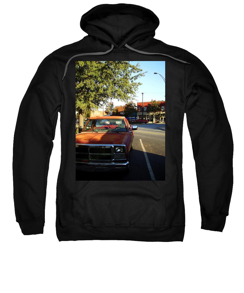 West End Sweatshirt featuring the photograph West End by Flavia Westerwelle
