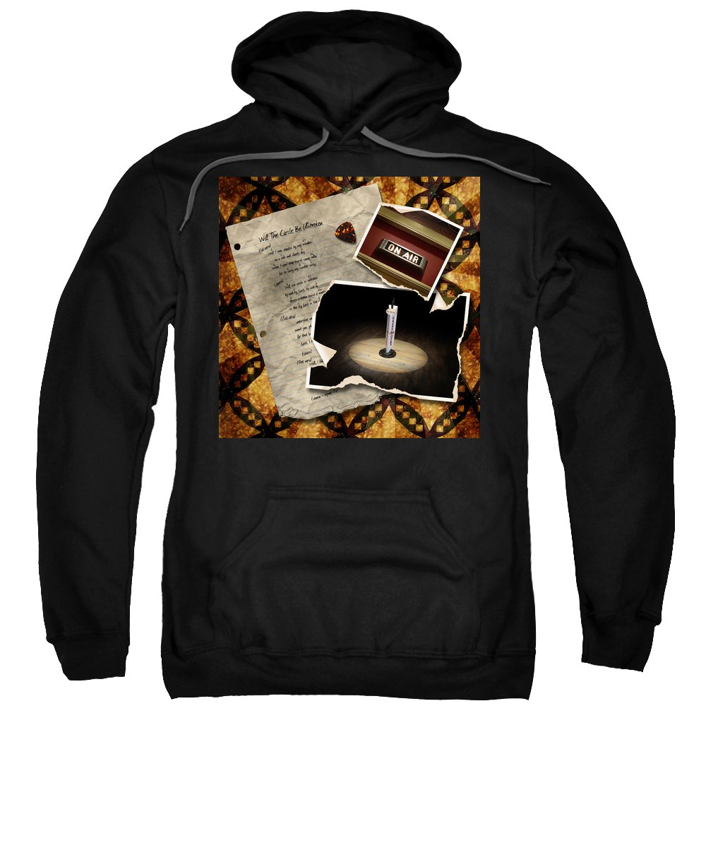 Nashville Sweatshirt featuring the photograph Will The Circle Be Unbroken by Sandy MacGowan