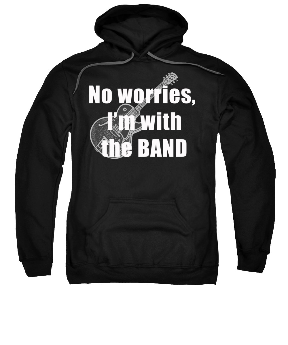 Guitar Hooded Sweatshirts T-Shirts