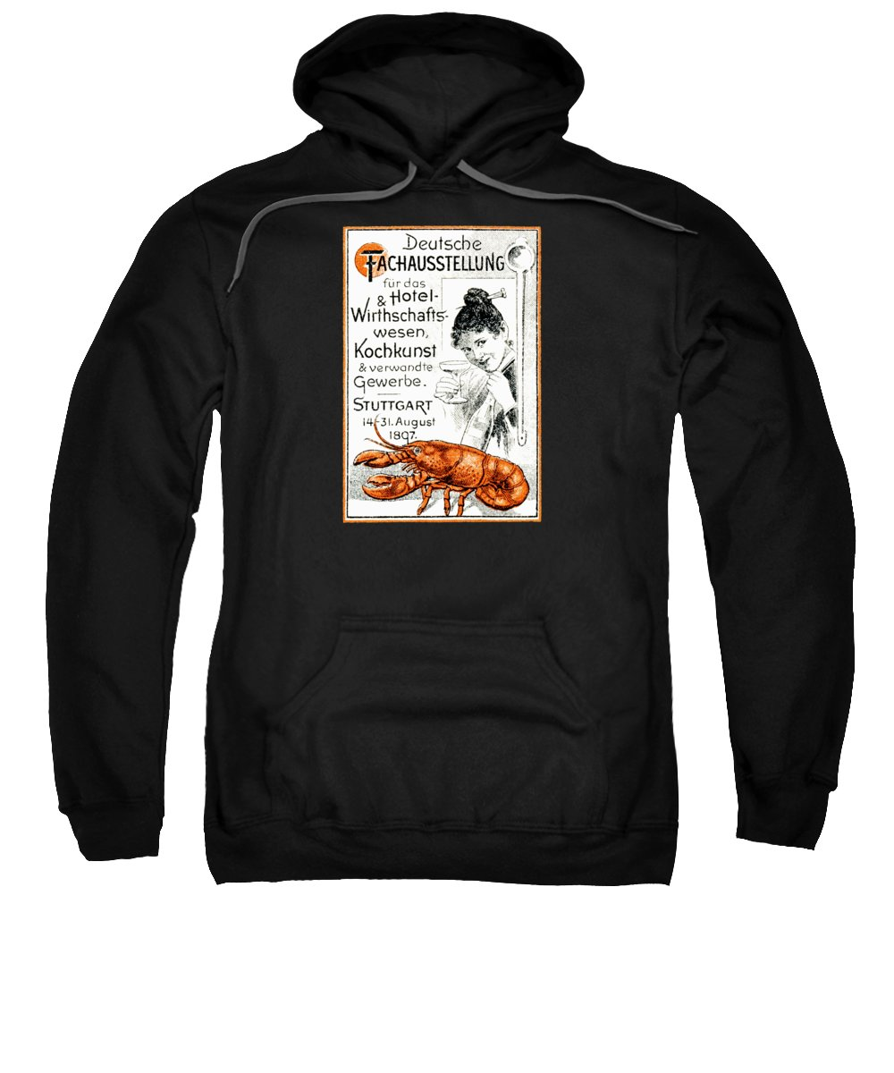 Fine Dining Restaurant Hooded Sweatshirts T-Shirts