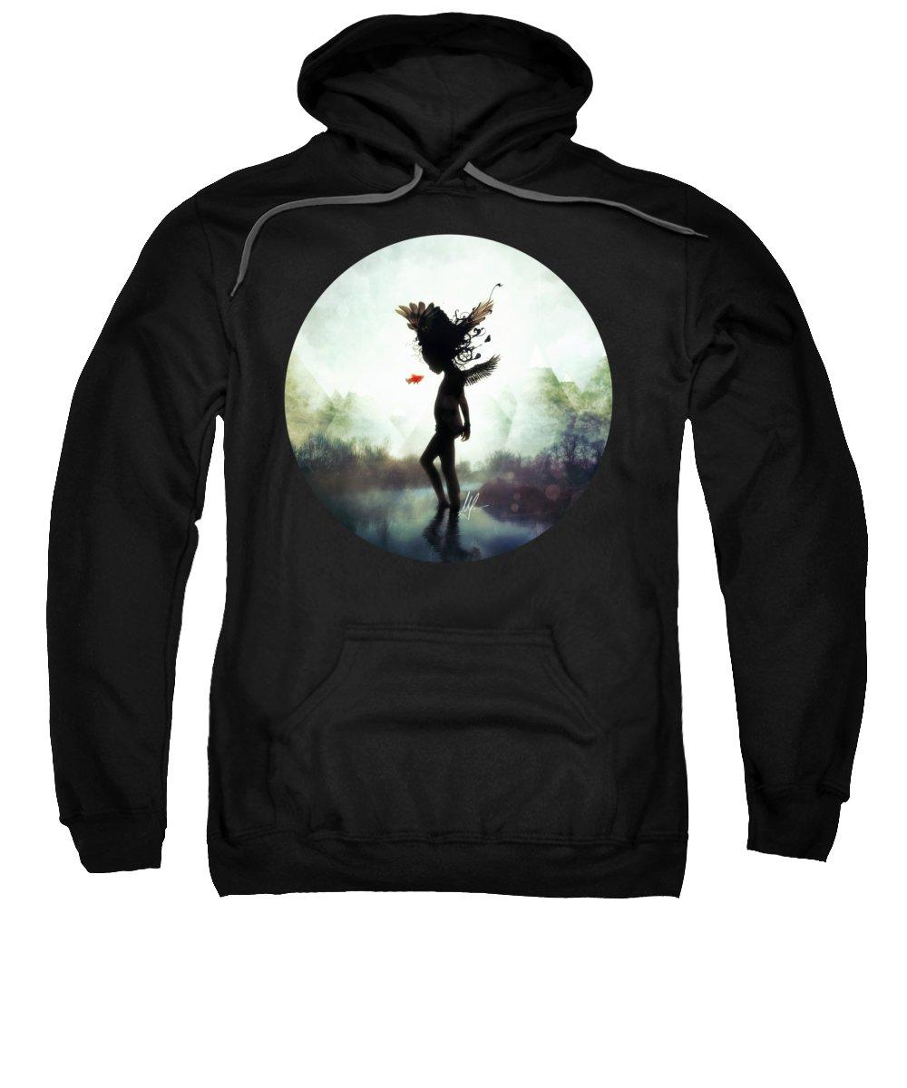 Whimsical Hooded Sweatshirts T-Shirts