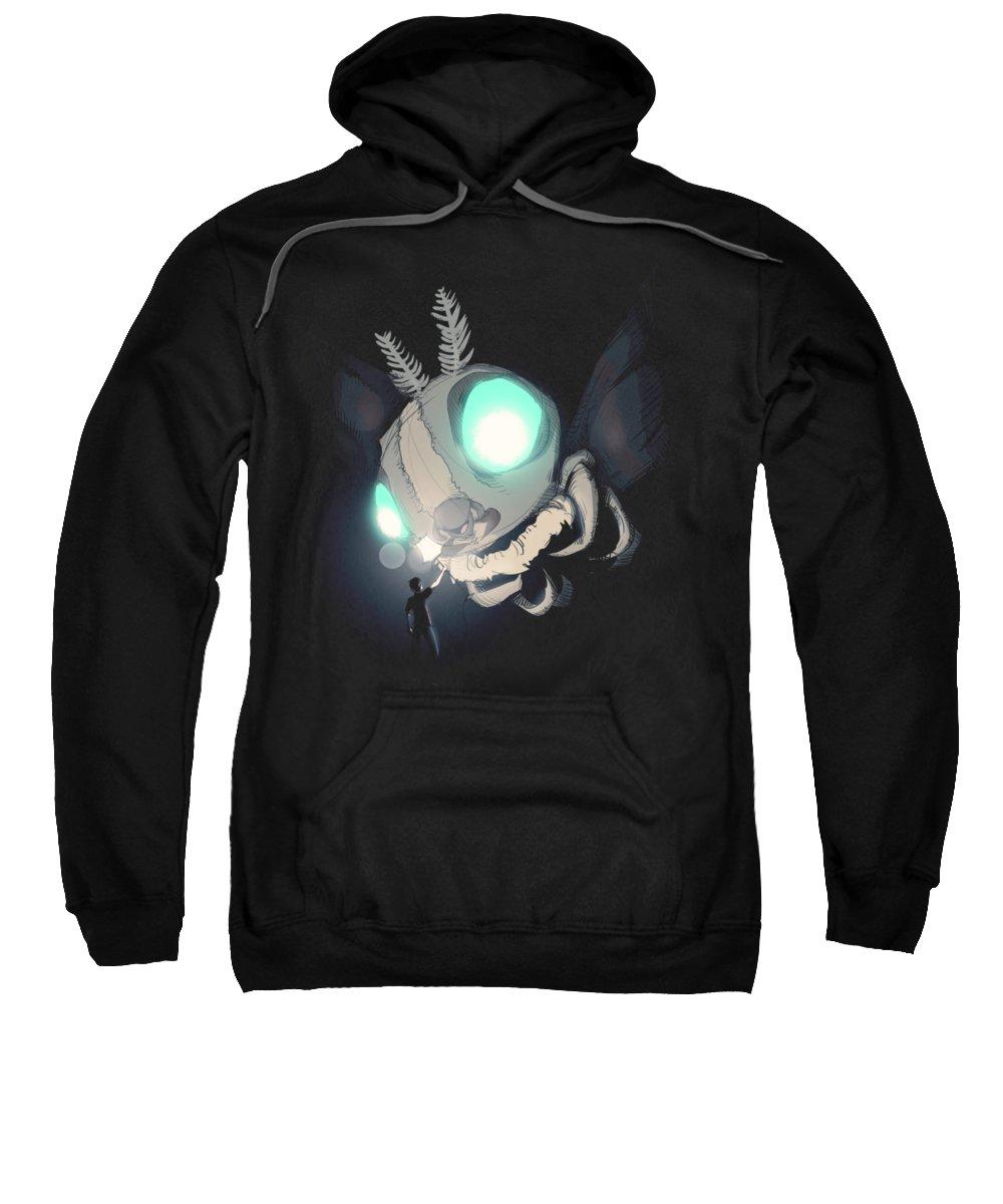 Lamp Hooded Sweatshirts T-Shirts
