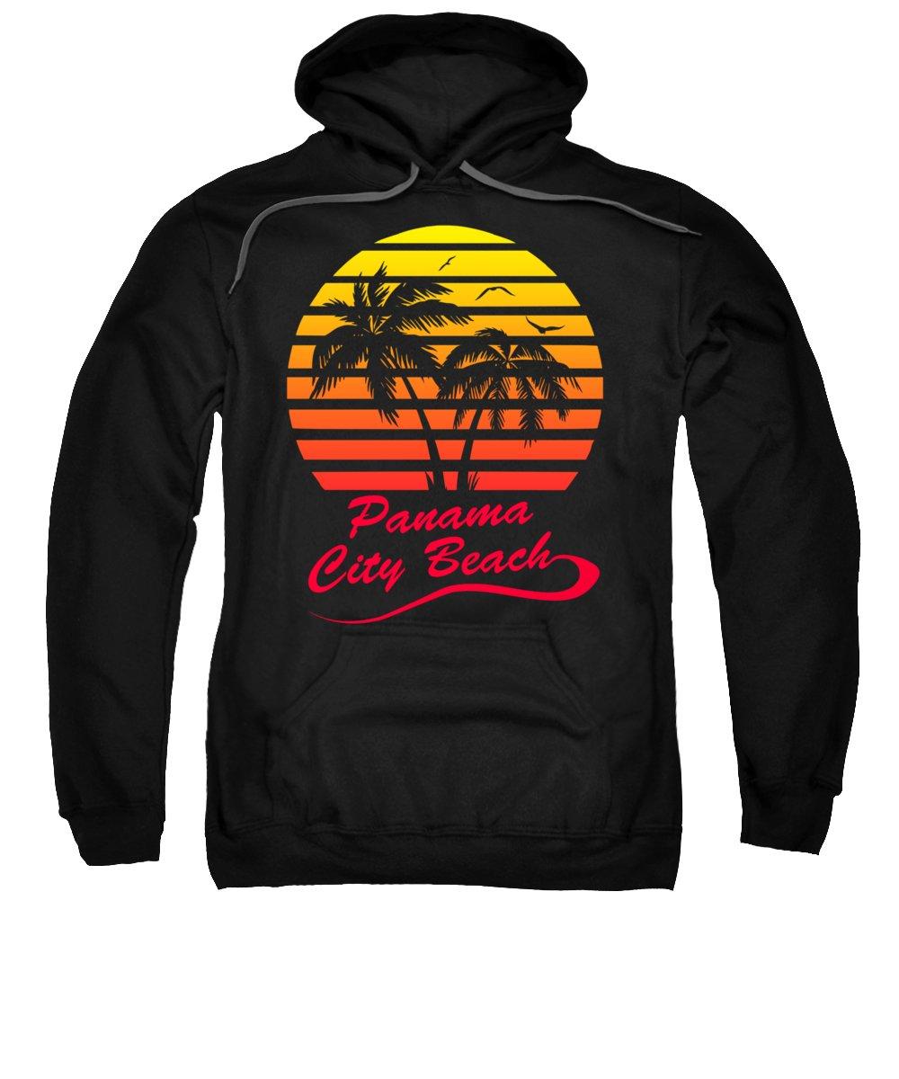 Panama Hooded Sweatshirts T-Shirts
