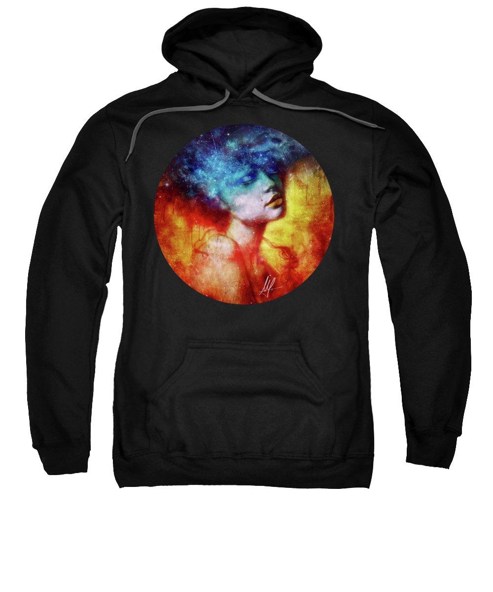 Galaxy Hooded Sweatshirts T-Shirts