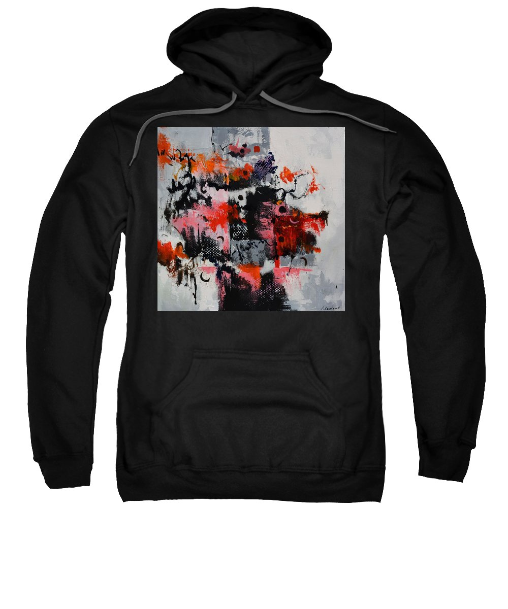 Abstract Sweatshirt featuring the painting 11th September by Pol Ledent