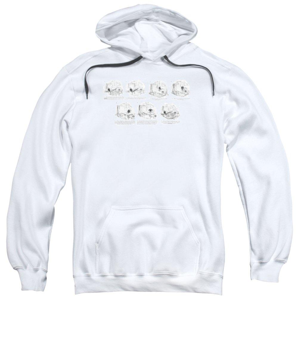 Clayton Drawings Hooded Sweatshirts T-Shirts