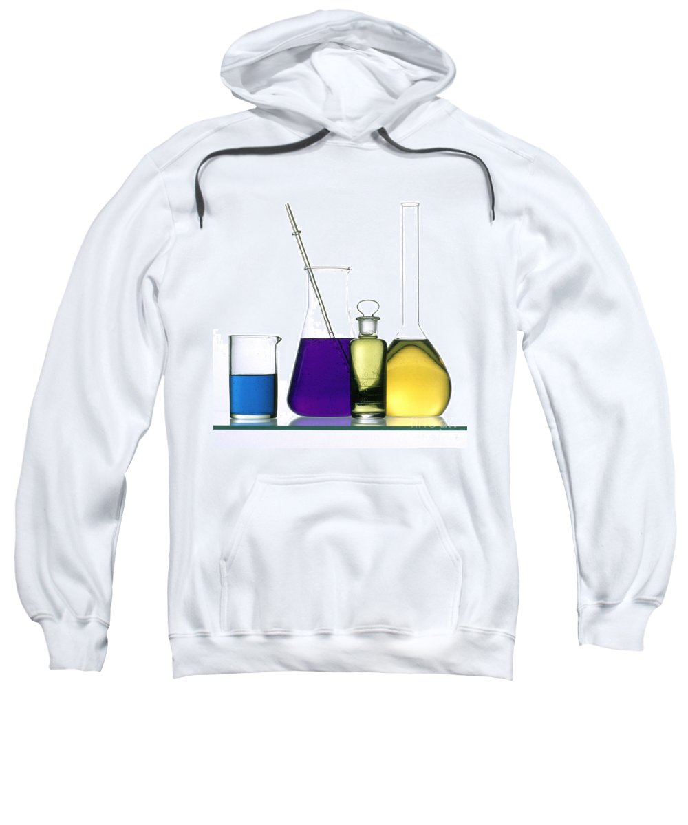 Health Sweatshirt featuring the photograph Chemistry by Bernard Jaubert