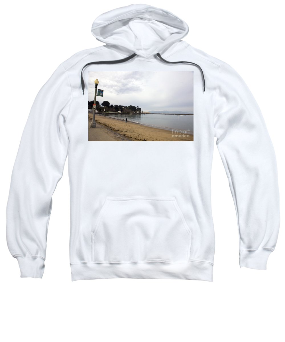 Travel Sweatshirt featuring the photograph San Francisco Maritime National Historical Park by Jason O Watson