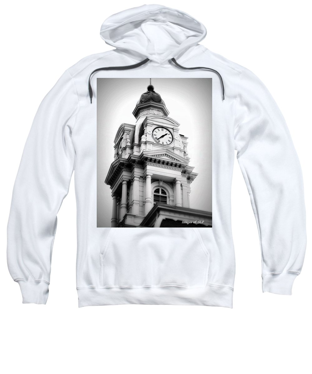 Ohio Sweatshirt featuring the photograph Madison County Ohio by Scott Polley