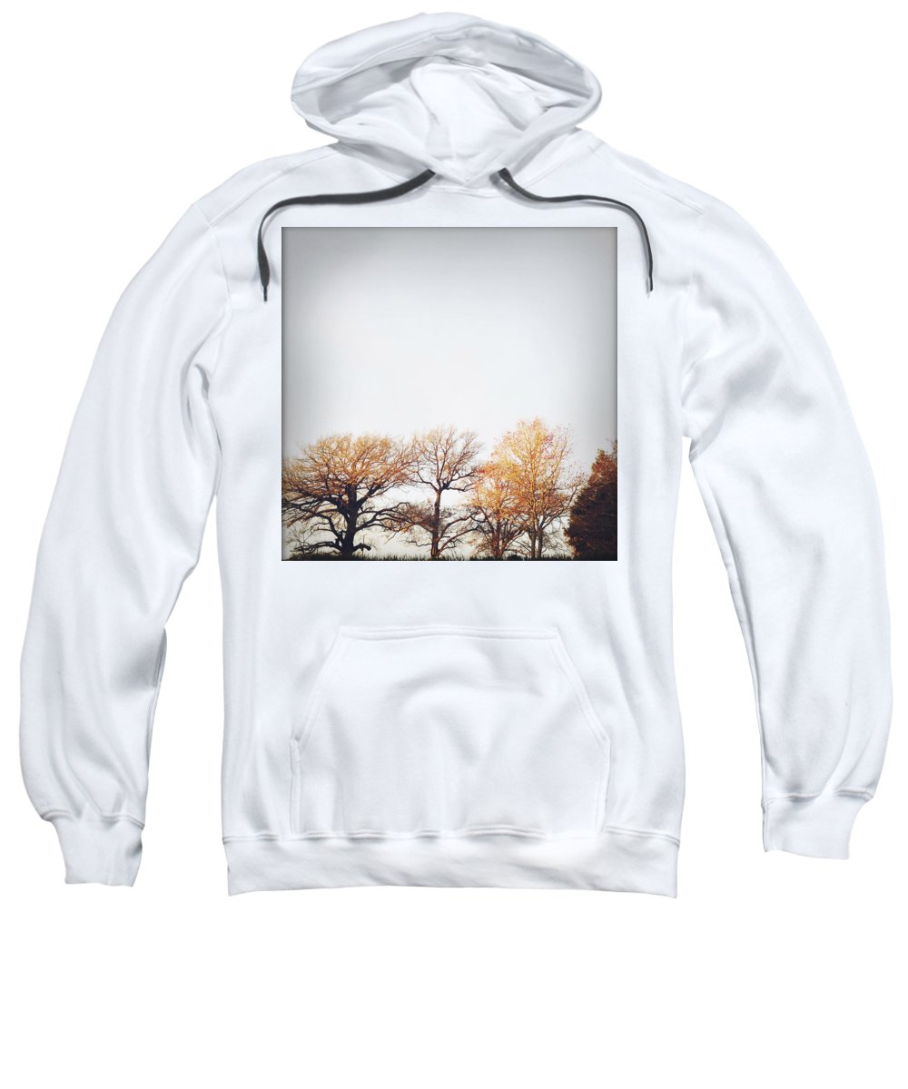 Autumn Sweatshirt featuring the photograph Autumn by Les Cunliffe