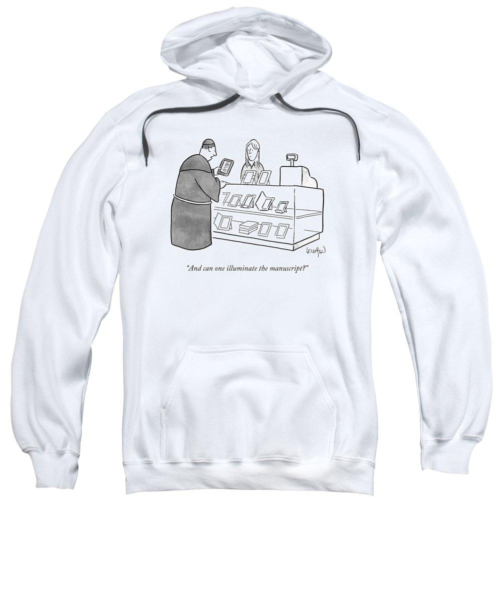 Kindle Sweatshirts