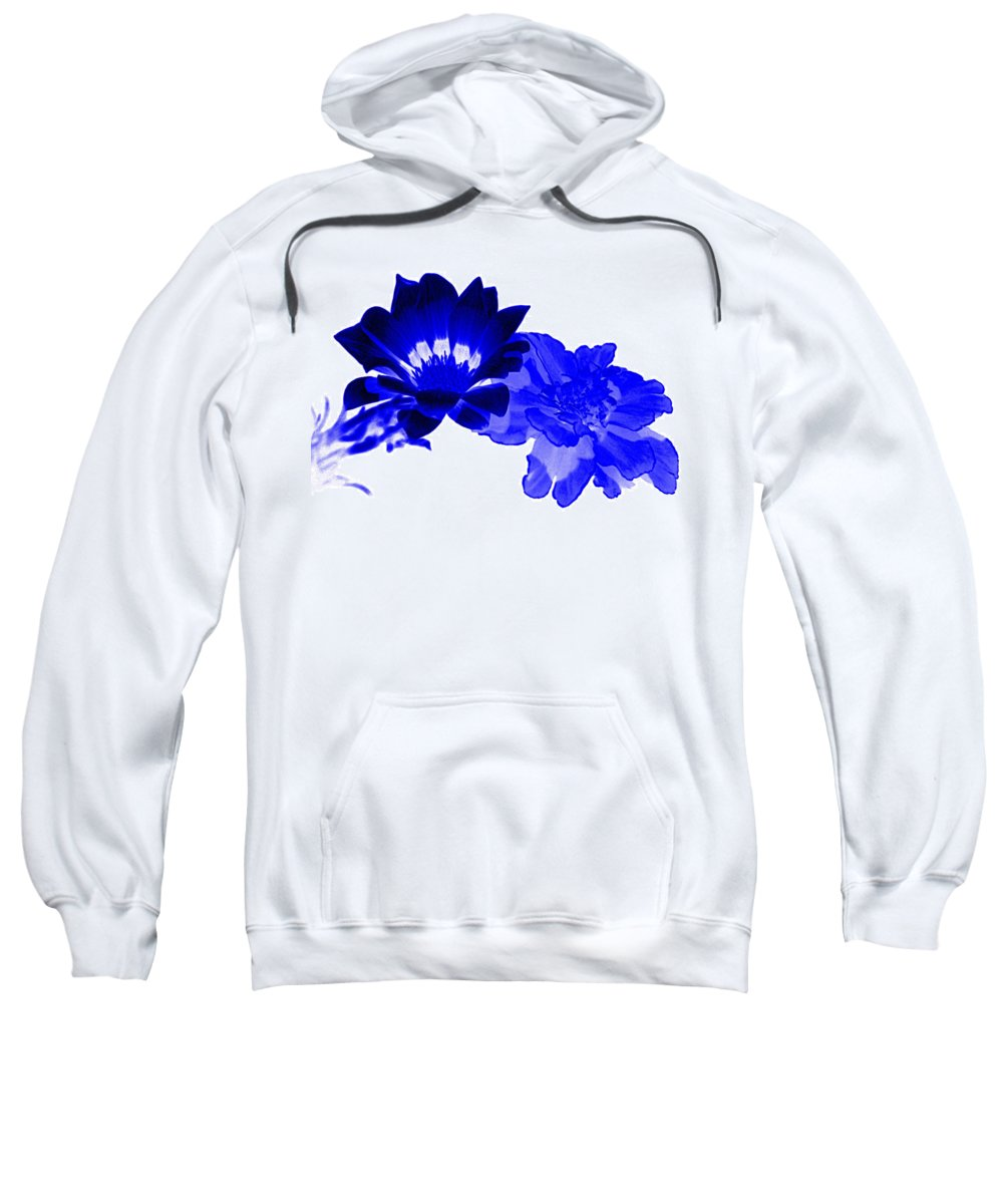 Original Sweatshirt featuring the photograph Abstract 130 by J D Owen