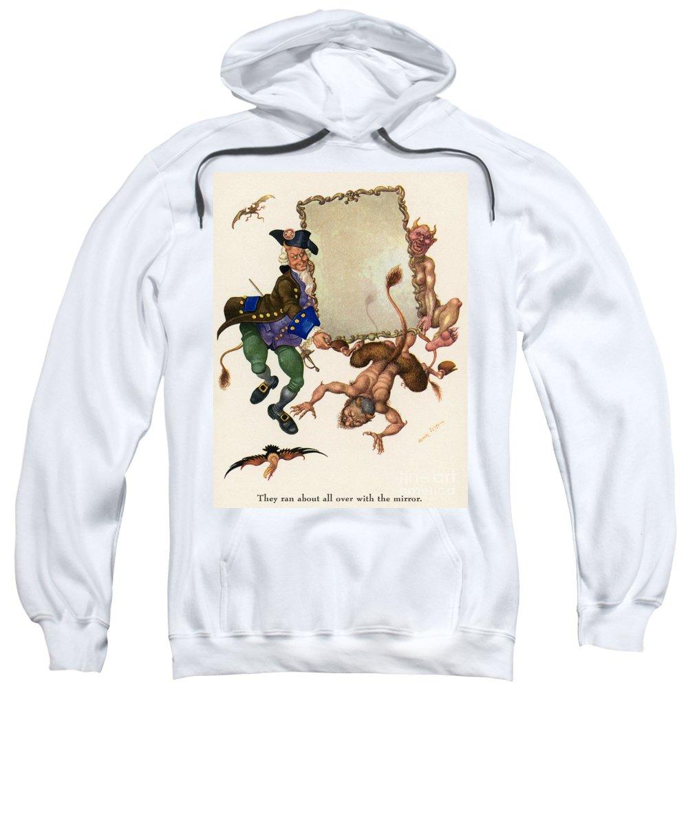 19th Century Sweatshirt featuring the photograph Andersen: Snow Queen by Granger