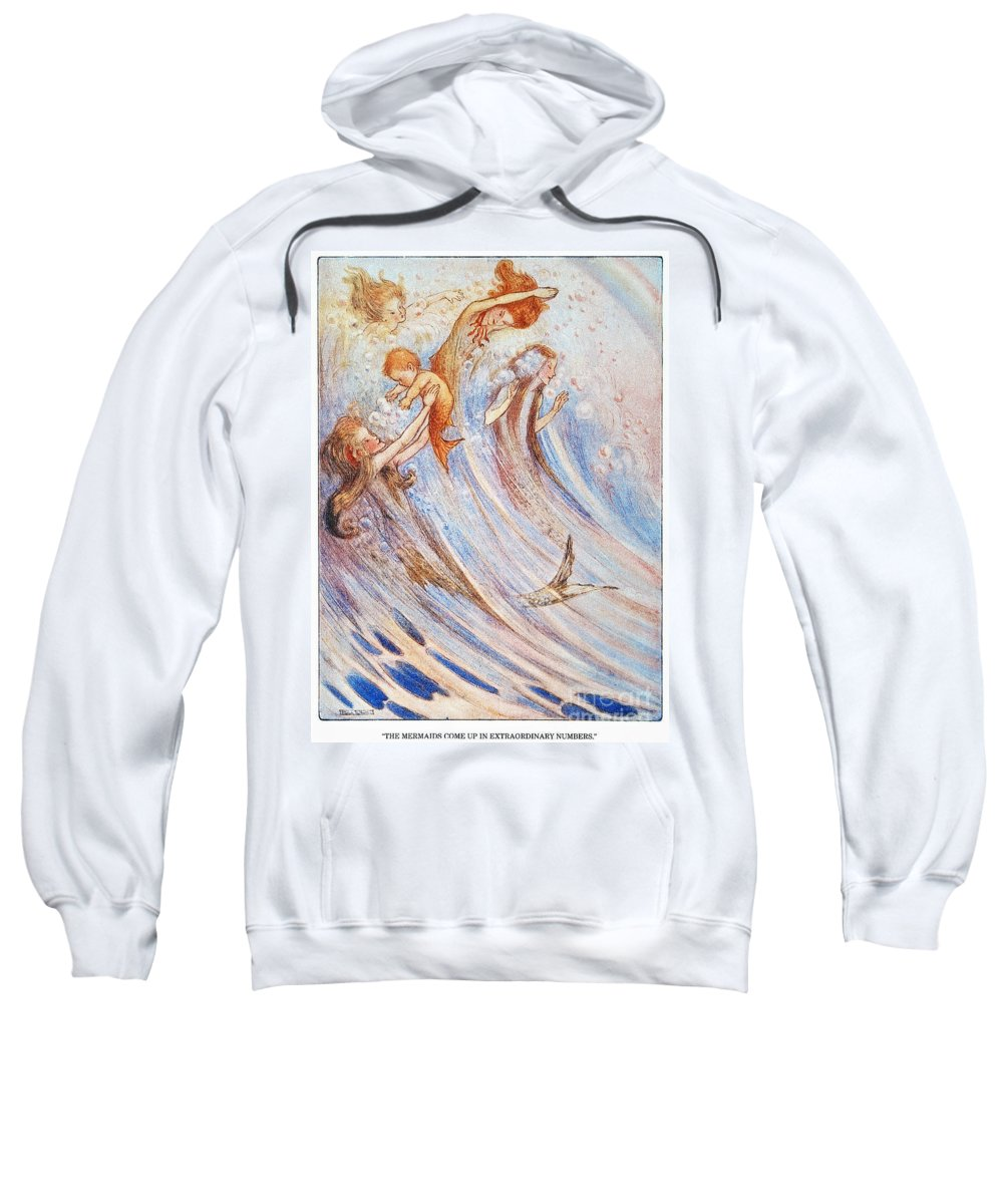 20th Century Sweatshirt featuring the photograph Barrie: Peter Pan by Granger