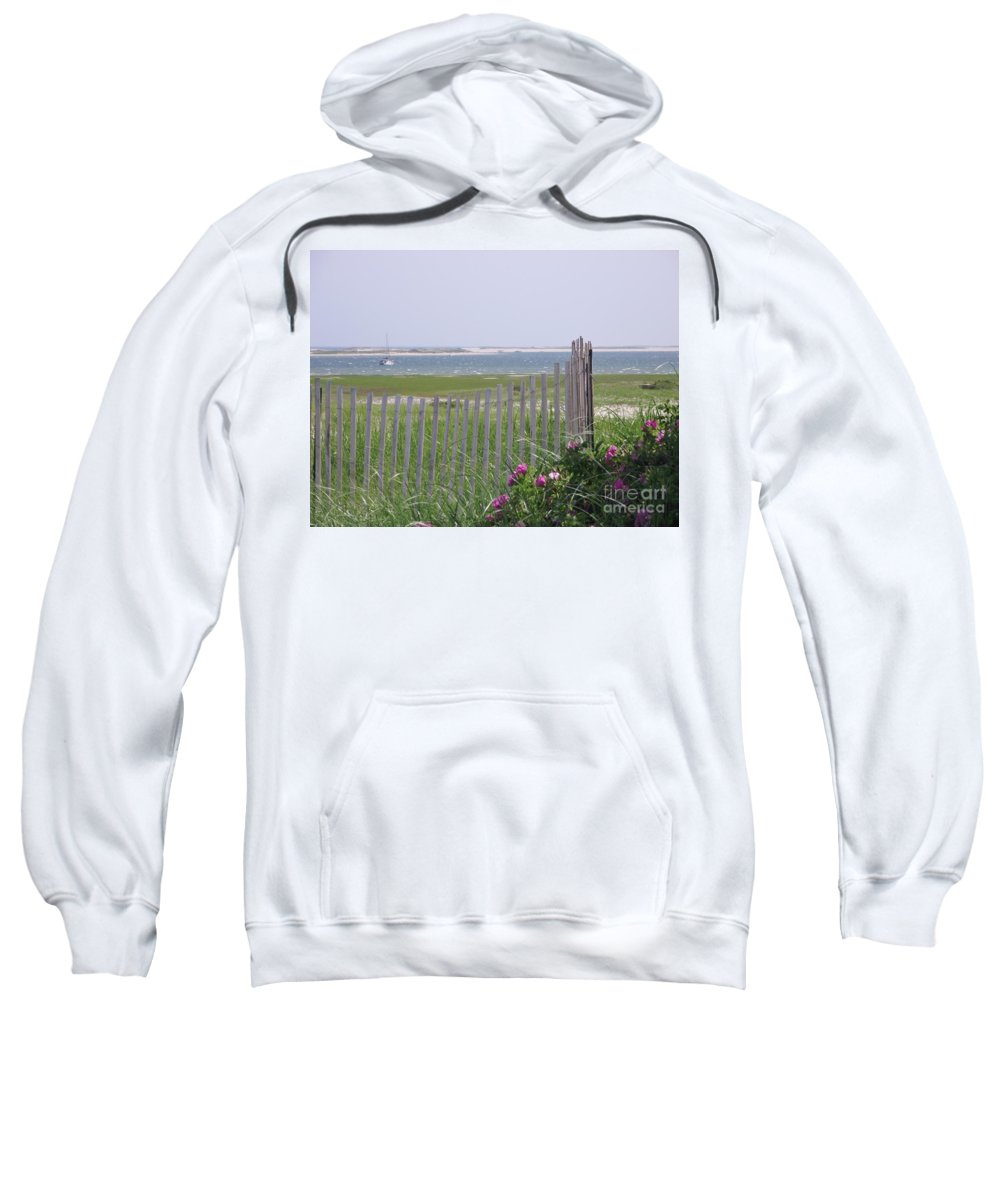 Chatham Sweatshirt featuring the photograph Beautiful Chatham by Michelle Welles