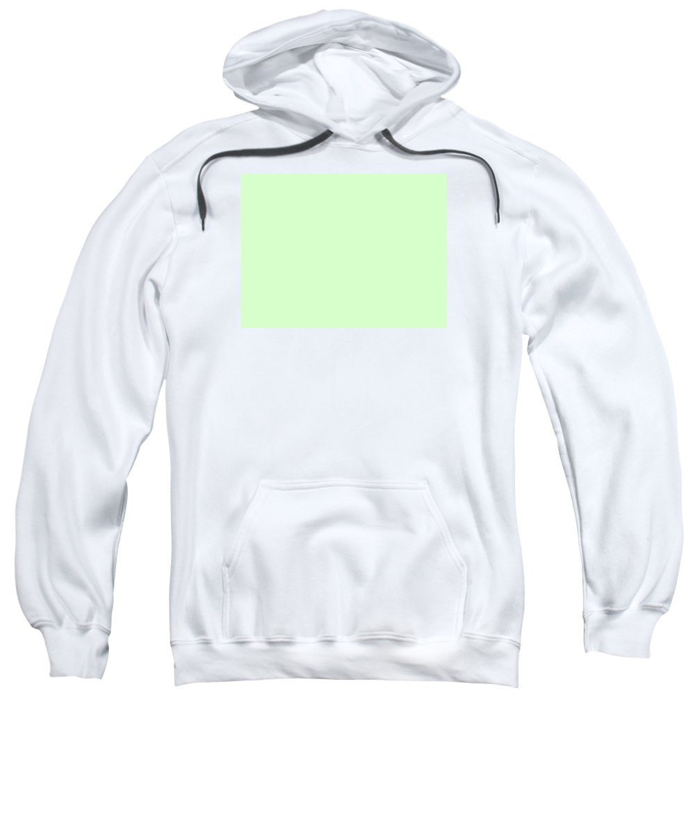 Abstract Sweatshirt featuring the digital art C.1.215-255-204.4x3 by Gareth Lewis