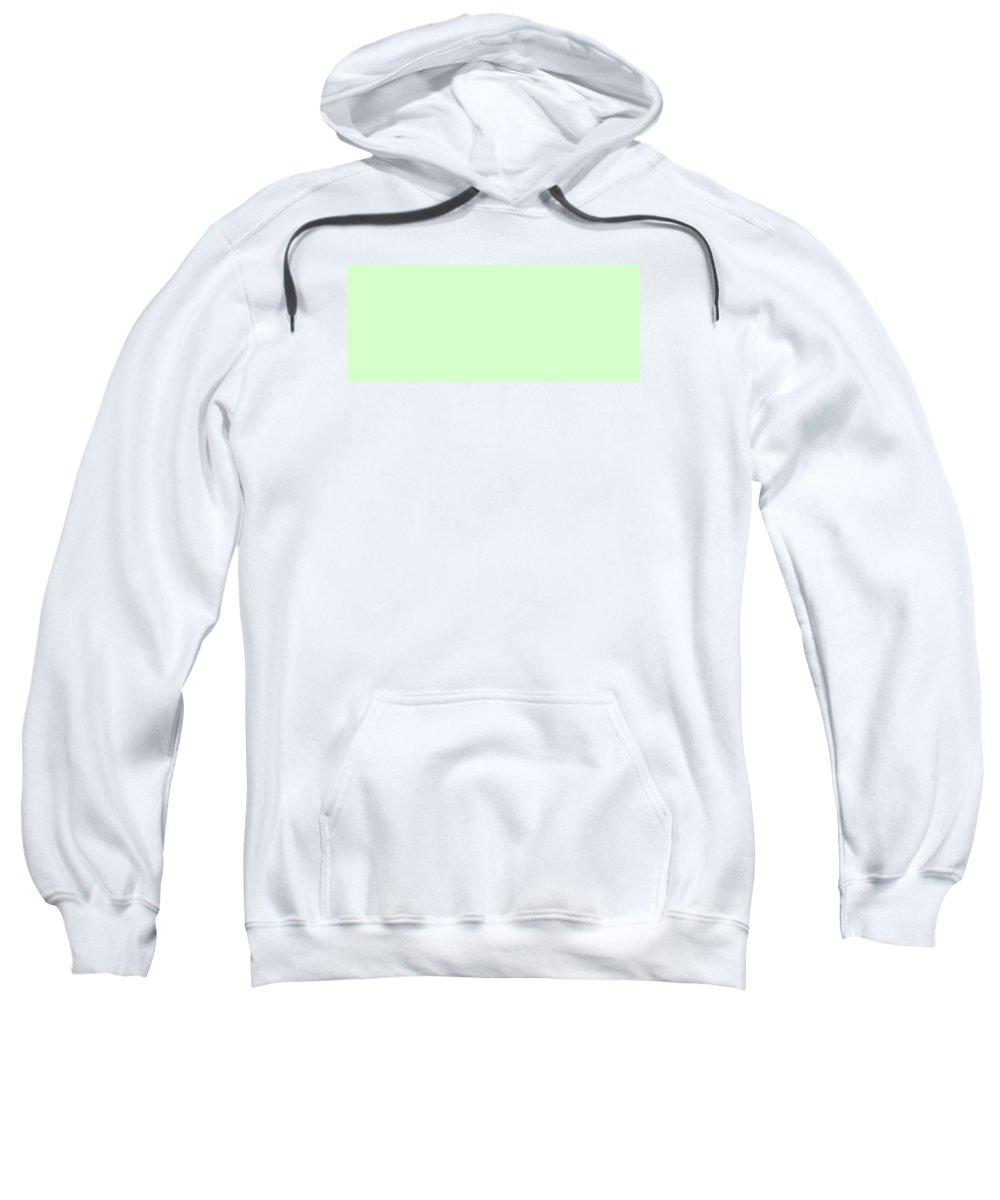 Abstract Sweatshirt featuring the digital art C.1.215-255-204.5x2 by Gareth Lewis