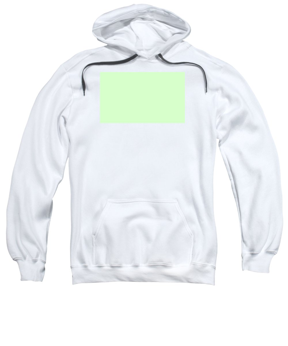 Abstract Sweatshirt featuring the digital art C.1.215-255-204.5x3 by Gareth Lewis