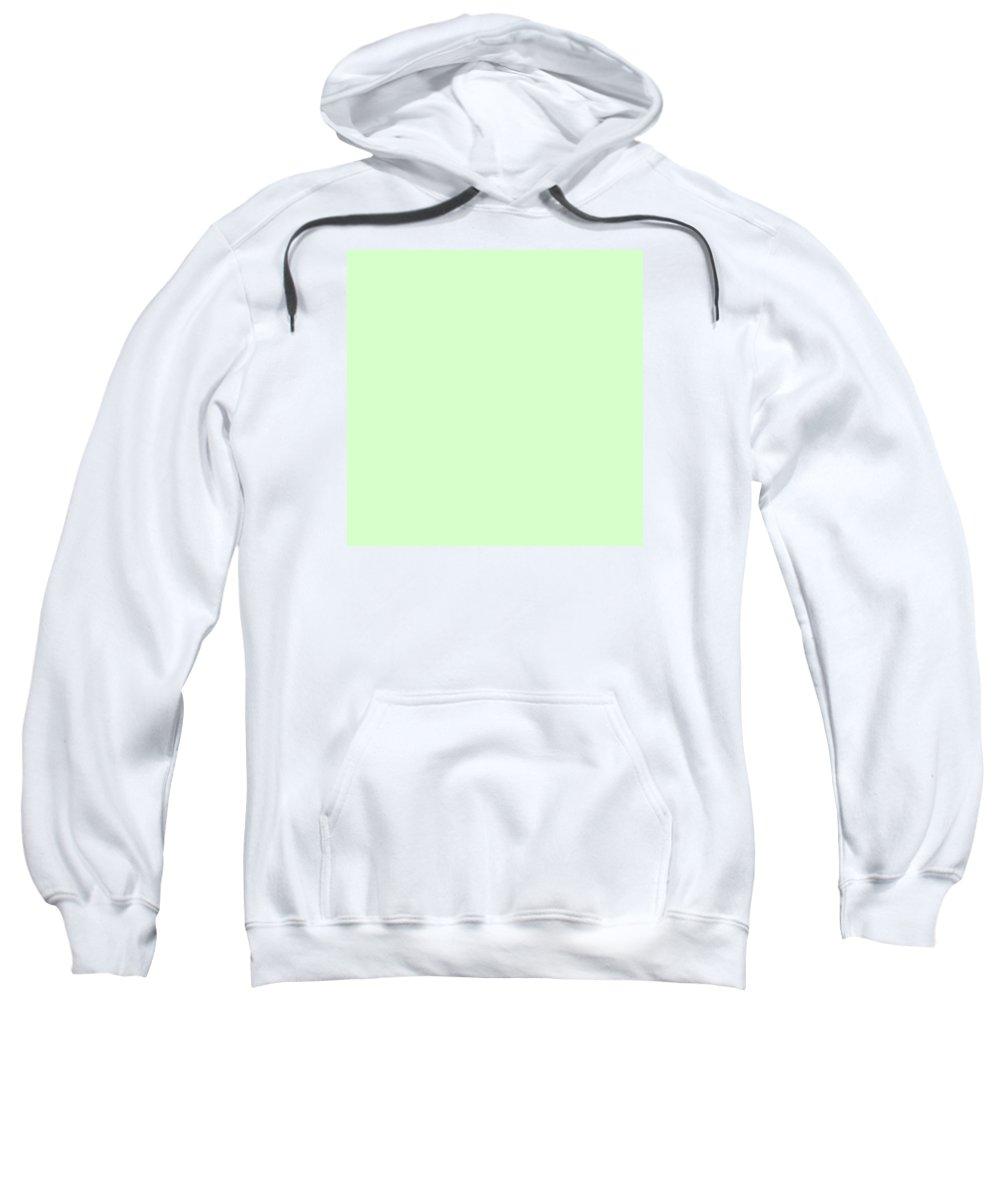 Abstract Sweatshirt featuring the digital art C.1.215-255-204.7x7 by Gareth Lewis
