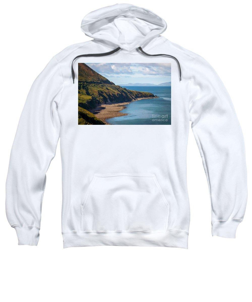 Ireland Sweatshirt featuring the photograph Dingle Peninsula by DAC Photography