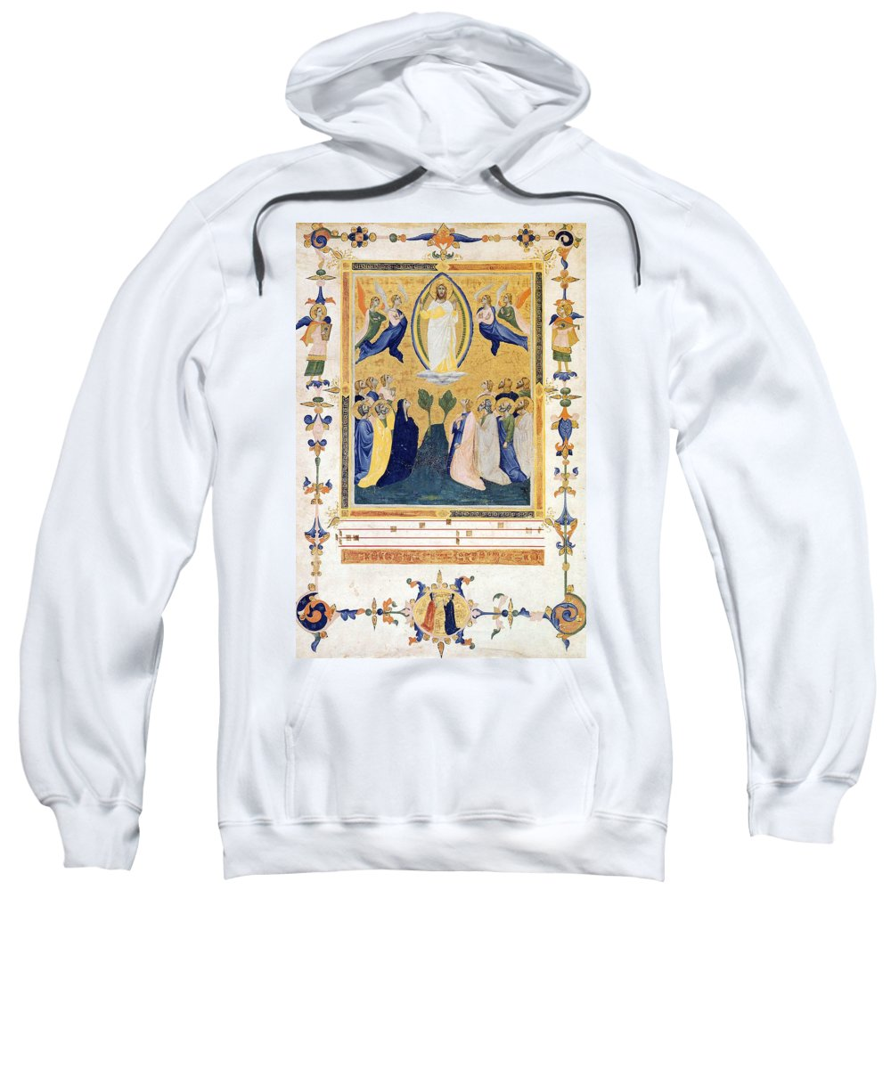 Jesus Sweatshirt featuring the photograph Easter Celebration by Munir Alawi